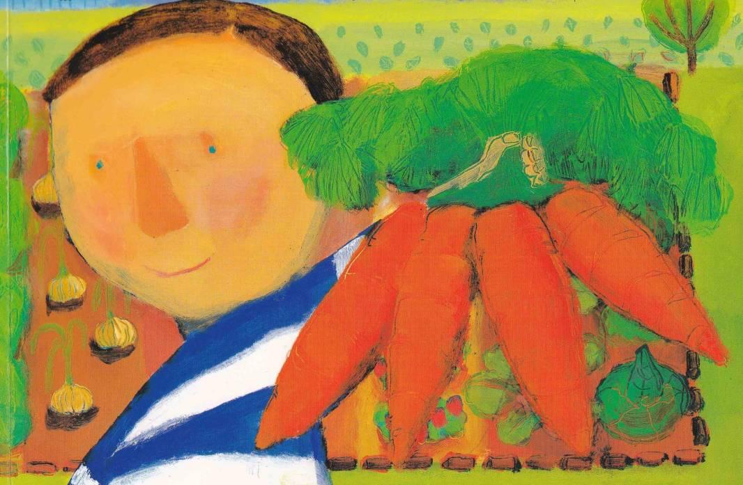 Oliver Vegetables Banner